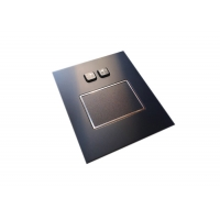 Buy cheap Waterproof PS/2 Computer Touchpad Pointing Device With black color for marine product