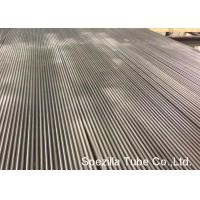 Buy cheap Duplex 2205 Stainless Steel Welded Pipe  UNS S32205 / S31803 ASMESA789 product