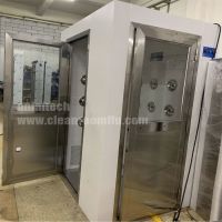 China Space saving Design Air shower, Air shower clean room China on sale