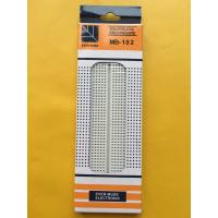 Quality 830 Tie Point  White Electronic Solderless Breadboard used to experiment , universal board for sale