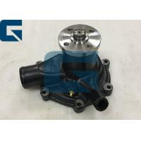 Buy cheap 6D22 Engine Pats Excavator Water Pump ME995357 For Excavator Spare Parts from wholesalers