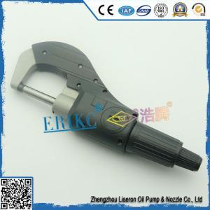 Buy cheap ERIKC digital micrometer gauge , E1024006 auto fuel  engine part micrometer for common rail system product
