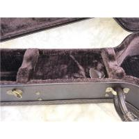 Buy cheap PVC Leather Exterior Guitar Travel Case / Comfortable Gator Guitar Cases product