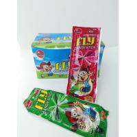 Buy cheap Candy Stick With Fly Leaf and Sticker Combine Eating and Fun Kid's Love product