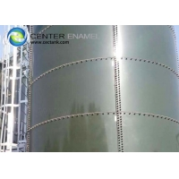 Buy cheap ISO Approved Glass Fused To Steel Liquid Storage Tanks product