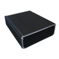 Buy cheap High Precision Aluminum Heat Spreader , Die Cast Heat Sink Nature Anodizing product