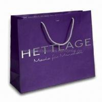 Buy cheap Paper Bag for Christmas Gift Packing, OEM Orders are Welcome product