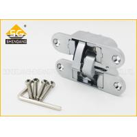 Buy cheap 180 Degree Three Way Hidden Bookcase Door Hinge For Folding Doors product