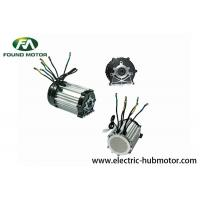 Buy cheap Electric Tricycles DC Switched Reluctance Motor Fengchi Interface 72V 2000W product