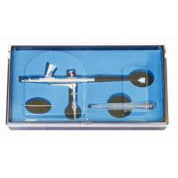 Buy cheap Dependable Gravity Airbrush Kit For Acrylic Paint , Face Airbrush Machine product