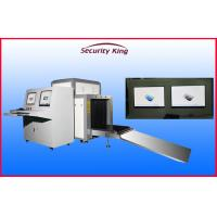 Buy cheap 22 Inch Color Led Display airport baggage security x - ray machine With High Sensitive from wholesalers