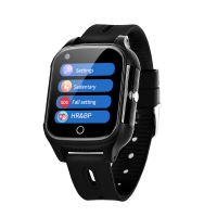 Buy cheap Elderly People Android 4G SOS GPS simcard slot smart watch Anti lost fall down alert smart watch for elderly people product