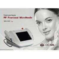 Buy cheap Portable RF Micro Needle Machine Foot Switch For Face Lifting Skin Tightening product