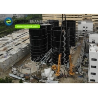 Buy cheap Liquid Storage Stainless Bolted Steel Tanks For Industrial Wastewater Treatment Projects product