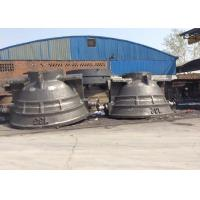 Buy cheap 5ton Slag Pots Casting Steel Processing Metallurgy Industry Support product