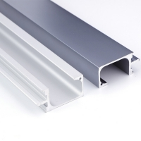 Buy cheap Kitchen Door G Handle 6063 T6 Aluminum Extruded Profiles from wholesalers