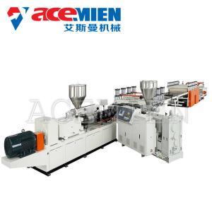Buy cheap 380V 50HZ 3Phase Foam Plate Making Machine PVC Foam Board Production Line product