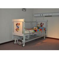 Buy cheap Automatic Pediatric Hospital Beds With Telescopic Aluminum Alloy Side Rails product