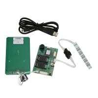 Buy cheap RFID USB Smart Car Reader Writer For TWO SAM Cards , Contactless RF Card Reader product