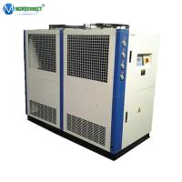 Buy cheap PVD Vaccum Coating Machine Cooling Industrial Air Cooled Water Chiller 20 tr product