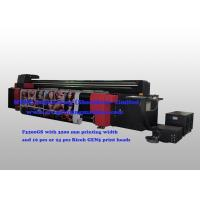 Buy cheap High Speed UV Roll To Roll Printer Ricoh Gen5 Print Heads For Flexible Substrates product