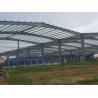 Buy cheap Pre Engineered Steel Structure Hangar , Steel Pipe Truss Airport Hangar Construction product