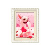 Buy cheap Colorful Amazing Animal 5D Pictures 12x17 Inches  0.6mm PET Material product
