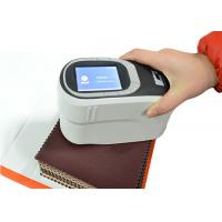 Buy cheap Food Detection Paint Color Analyzer , Visible Light Spectrometer 5nm Half Spectral Width product