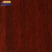 Buy cheap Cherry Wood Grain PVC Decorative Foil 0.12mm For Ceiling And Doors product