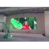 Buy cheap Front Maintenance Fixed Full Color Led Display Screen for Indoor gym / Stadium product