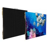 Buy cheap P6.25 Waterproof  External Led Screen Portable and Super Slim Cabinet product