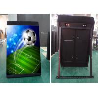 Buy cheap Full Color HD P8 Stadium LED Display Soft Mask Anti Collision With High Brightness product