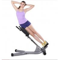 Buy cheap Portable Power Exercise Equipment High Density Sponge Lower Back Extension Bench  product