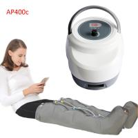 Buy cheap White Calf Ankle And Foot Massager , AC220V / 110V Foot Calf And Thigh Massager product