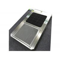 Buy cheap SUS304 Material Automatic Shoe Sole Cleaning Machine For 50 People product