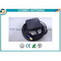 Buy cheap Magnetic Or Adhesive 28 Dbi Combo Antenna For Car Tracking System from wholesalers