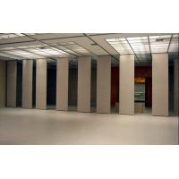 Buy cheap Sliding Aluminium Track Sound Reflective Accordion Partition Walls Panel from wholesalers