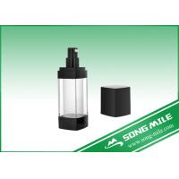 Buy cheap 30ml 50ml 80ml Plastic Rotary Airless Bottles of Cosmetic Packaging product