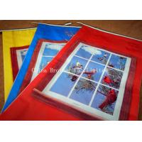 Buy cheap Breathable Durable Woven Polypropylene Feed Bags 30kg Load Bopp Lamination product