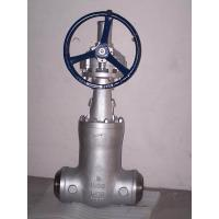 Buy cheap Pressure Seal 600LB - 2500LB Stainless Steel Gate Valves ISO & CE certificate product