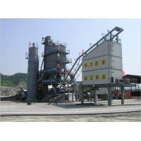 Buy cheap Air Back Flush 0.18% Weighing Accuracy Asphalt Mixer Plant With 160T Finished Bin product