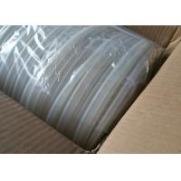 China 100% Virgin Silicone Tube Extrusion , Heat Resistant Flexible Silicone Hose on sale