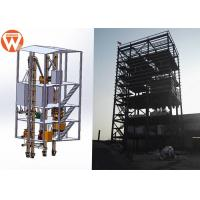 Buy cheap Big Capacity Feed Factory Animal Feed Pellet Production Line With Design Drawing product
