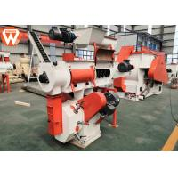 Buy cheap Customized Animal Livestock Feed Pellet Machine 2T/H 1.5 - 12mm Pellet Size product