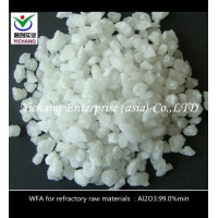 Buy cheap Wear - Resistant White Aluminium Oxide For Shaped And Unshaped Refractories from wholesalers