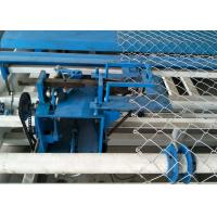 Buy cheap High Performance Fencing Net Making Machine 8.5kw 1.8-4.0mm Wire Dia from wholesalers