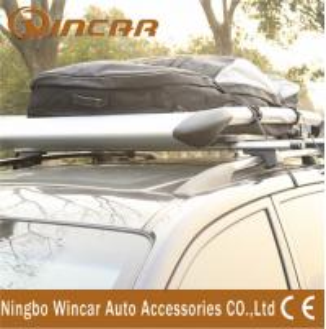 Buy cheap Waterproof Rooftop Cargo Bag , Durable Cartop Cargo Carrier Bag product