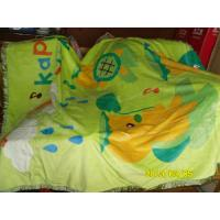 Buy cheap Double Printed Pure Silk Blanket With Soft 100% Cotton 140X200CM product