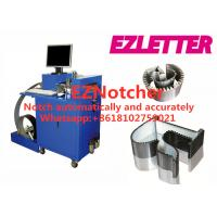 Quality CNC EZNotcher notching automatically and accurately,Cutting letter to the size for sale