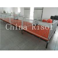 Buy cheap Galvanized Nursing Fence For Pig product